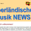 Berner Oberländische Musik NEWS, Nr. 01 / Februar 2017