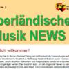 Berner Oberländische Musik NEWS Nr. 02 Juni 2018