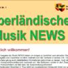 Berner Oberländische Musik NEWS Nr. 01 März 2019
