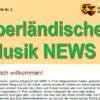 Berner Oberländische Musik NEWS Nr. 02 August 2019